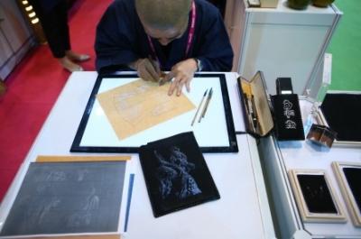 中国(上海)国际时尚家居用品展览会现场