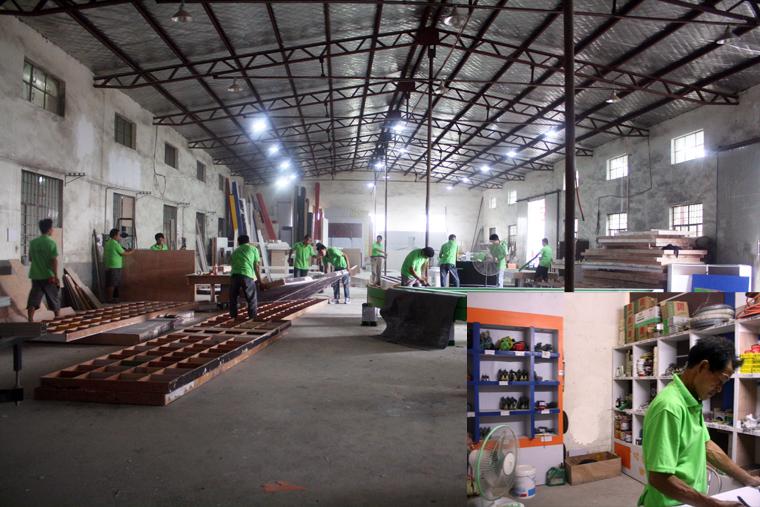品邦上海展览工厂